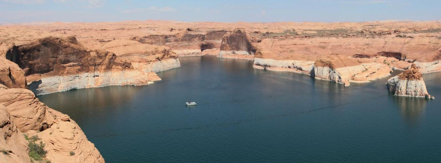 Confluence of Escalante and Glen Canyon