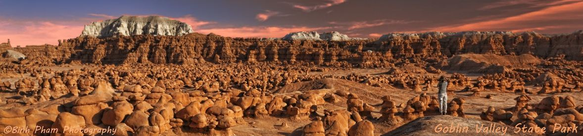 Goblin Valley State Park Sunrise